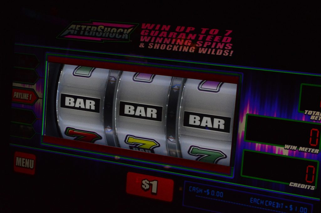 What do the symbols on slot machines actually mean?