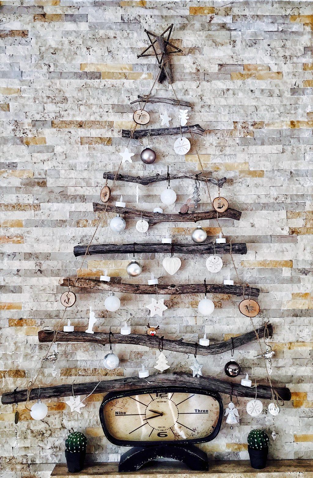 Zo maak je zelf een kerstboom: DIY