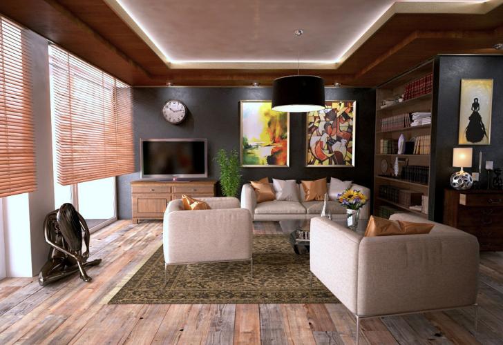 4x budgetproof tips om jouw woonkamer weer trendy te maken